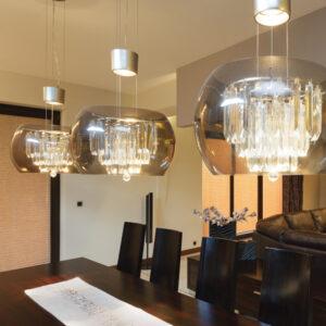 dining room, lighting, quality, kitchen interiors, bespoke