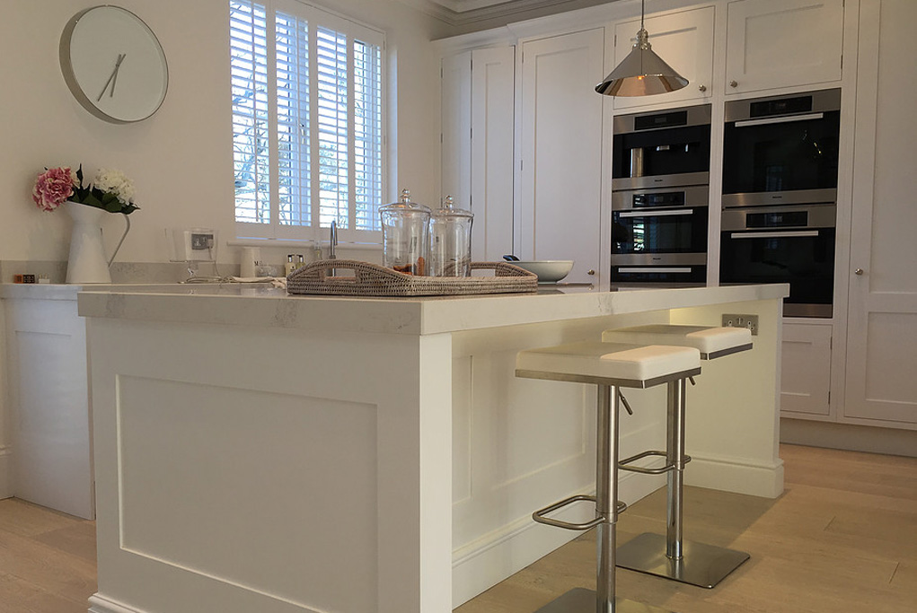 The Classic Braelea Shaker Kitchen with appliances