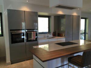 handle-less kitchen Sheffield
