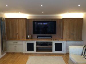 Bespoke home cinema furniture in Sheffield