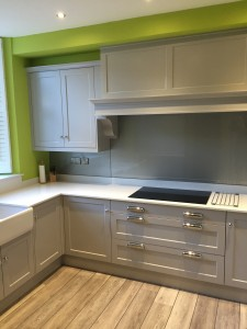 Bespoke kitchen in Sheffield.