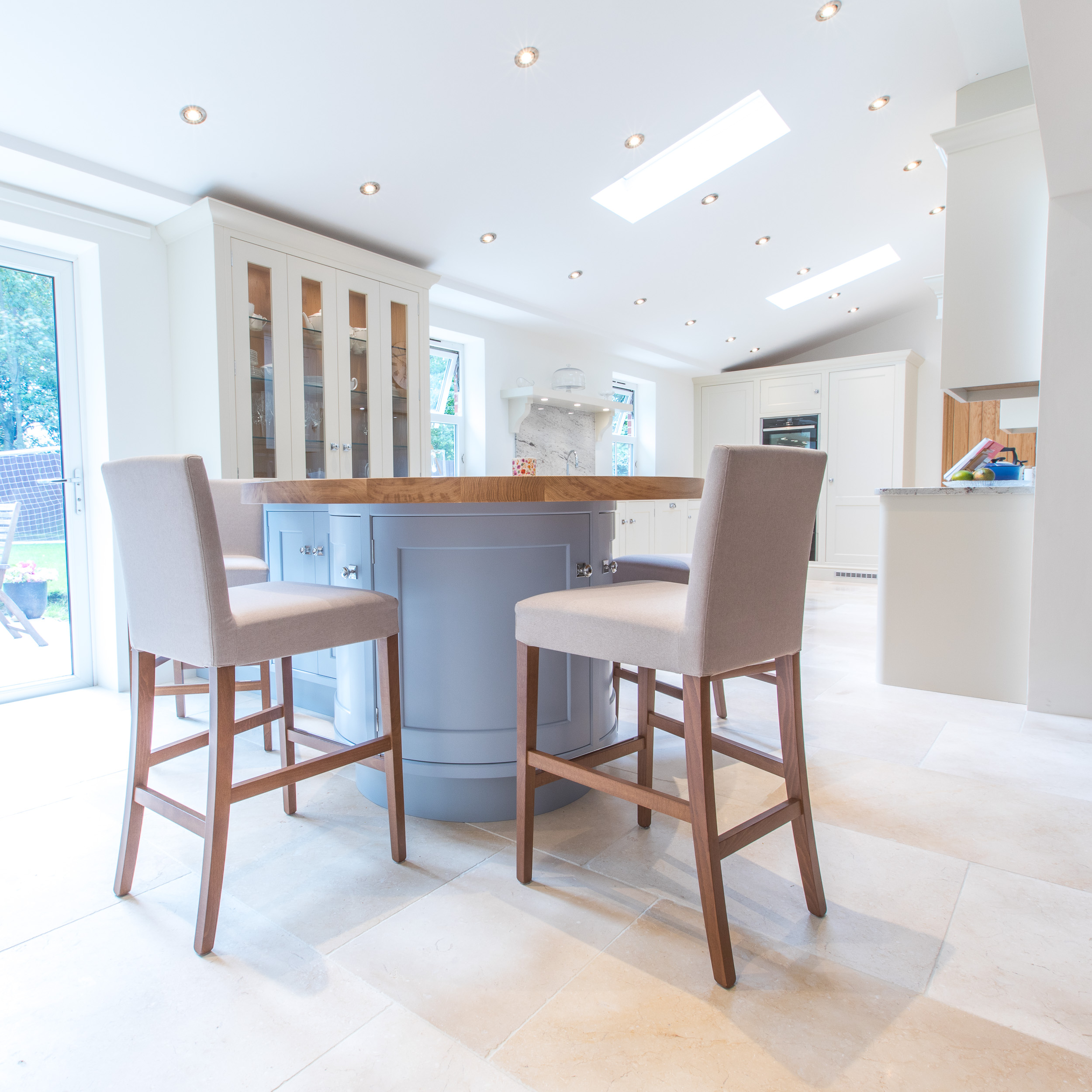 Bespoke, Hand-painted Kitchens In Sheffield By Concept